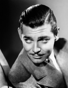 Clark Gable for those who haven't had the pleasure of watching Gone with the Wind.