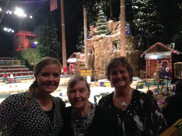 Lumberjack Show!